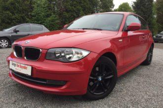 BMW 1-REEKS 2010
