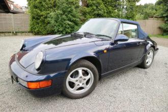 Porsche 964 Oldtimer